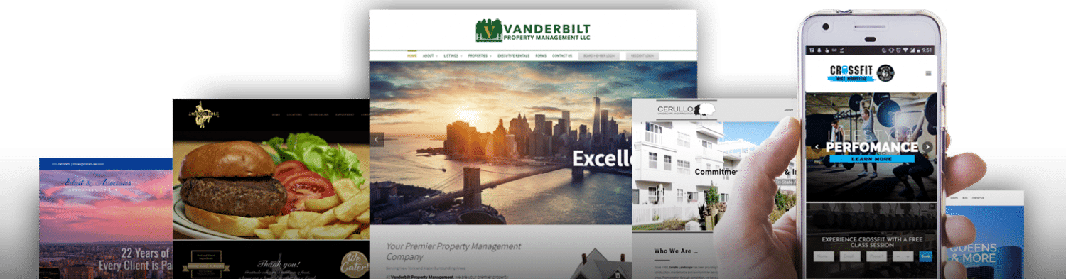 website design nassau county NY